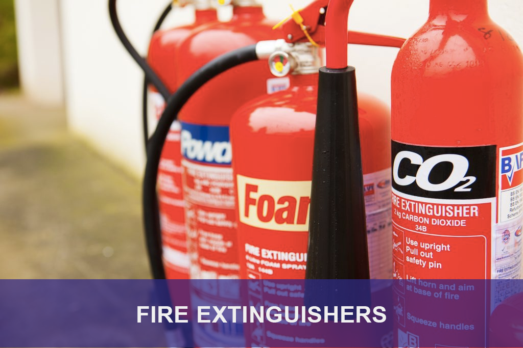 Fire Extinguisher Servicing Image Thumbnail