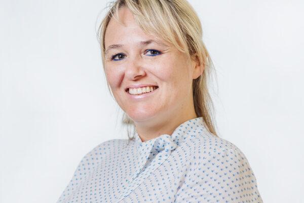 A photograph of Fireline Company Secretary Sarah Howell